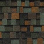Aged Copper Roof Swatch