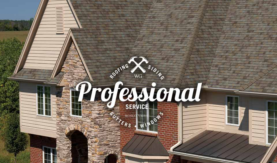 Professional Roofing Siding Gutters Windows
